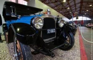 Ретро автомобиль Виллис 1923 года