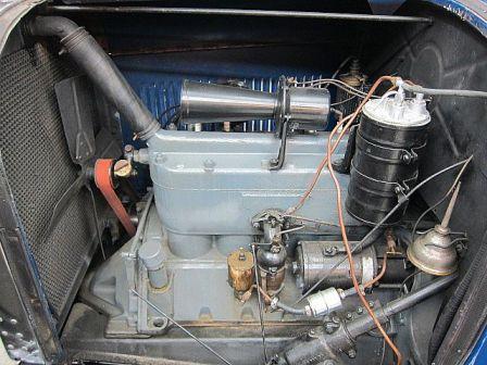 Двигатель Виллис-Найт
