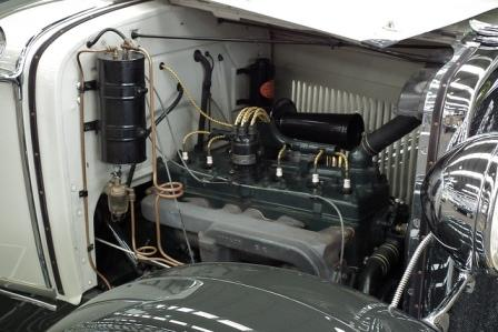 Двигатель Додж Бразерс DB-Six