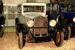 Додж Бразерс DB-Six 1929