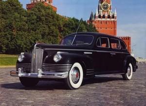 Автомобиль Сталина ЗИС-115