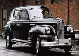 Автомобиль Сталина Паккард 1939 года
