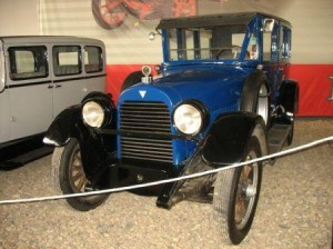 Американские ретро автомобили Хадсон 1927 года