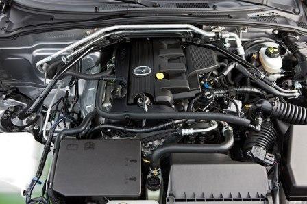 Двигатель mazda mx-5