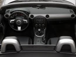 Салон Mazda MX-5