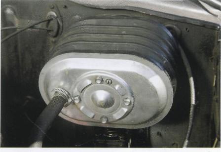 Вакуумный усилитель ГАЗ-13 Чайка
