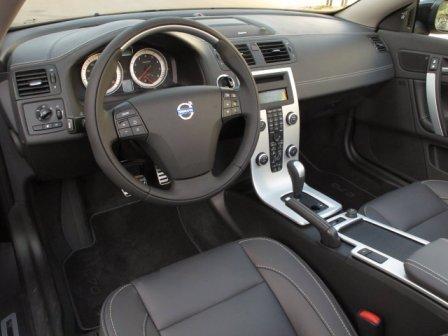 Водительское место Volvo C70