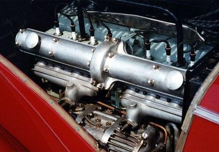 Двигатель Альфа-Ромео 8C 2900-1938_Dvigatel_Alfa-Romeo-8C_2900_1938