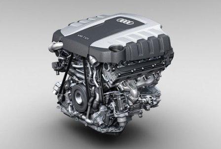 Двигатель Audi A8 4,2 TDI Quattro