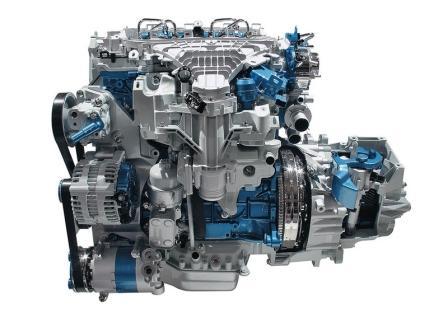 Двигатель EcoBoost Форд Фокус 3