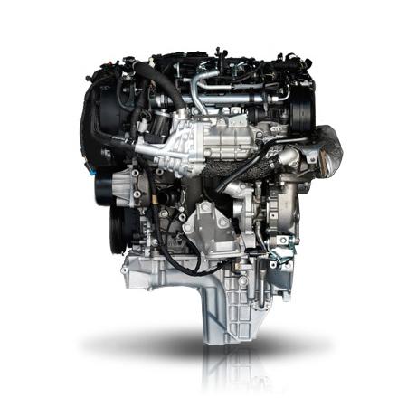 Двигатель Land Rover Discovery-4