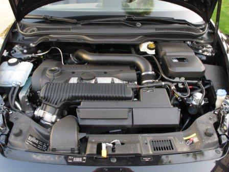 Двигатель Volvo C70