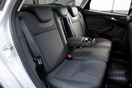 Задний диван Форд Фокус 3