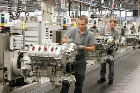 Комплектация двигателя Porsche