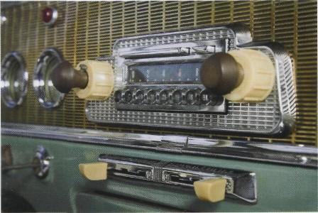 Приёмник ГАЗ-13 Чайка
