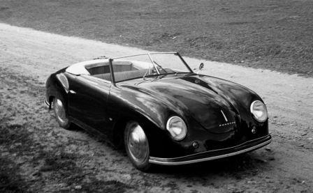 Прототип Porsche 356