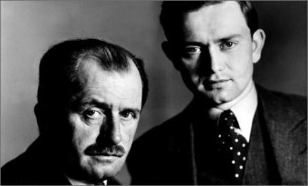 Фердинанд и Ферри Порше