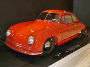 Porsche 356 1948 года выпуска