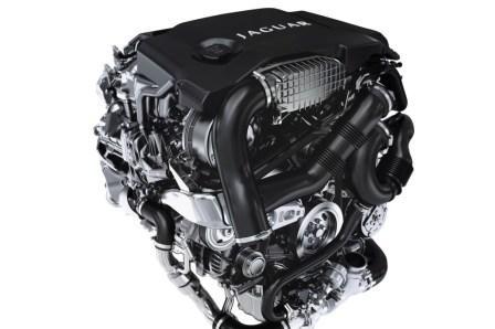 Двигатель Jaguar XJ