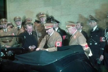 Кабриолет для Гитлера