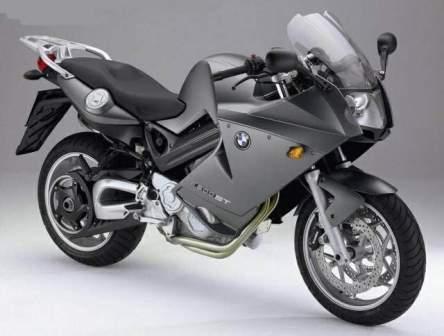Спортивный мотоцикл BMW