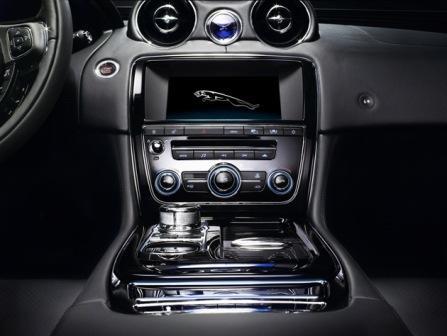 Аудиосистема Jaguar XJ