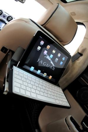 Столик для работы в Jaguar XJ