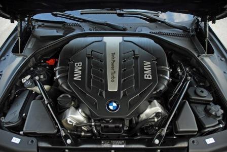 Двигатель BMW 650i cabriolet