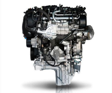 Двигатель Range Rover Sport