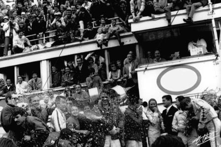 Победители гонки 24 часа Ле-Ман
