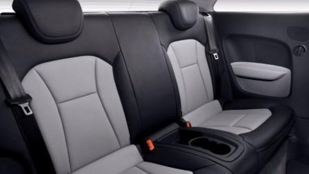 Задний диван Audi A1 купе
