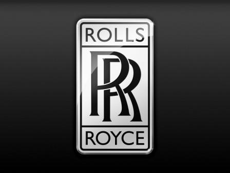 Логотип Роллс Ройс