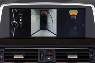 Парковочный помощник BMW 650i cabriolet