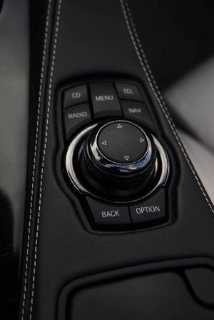Переключатель режимов BMW 650i cabriolet