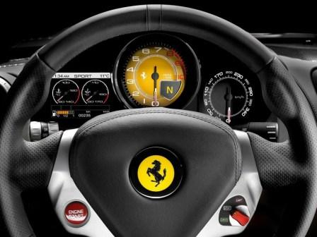 Руль Ferrari California