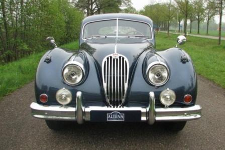 Jaguar-XK 140 SE