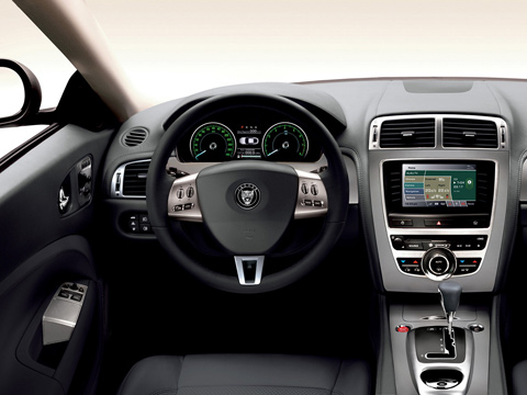 Jaguar XK кабриолет