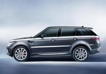 Range Rover Sport 2012 года