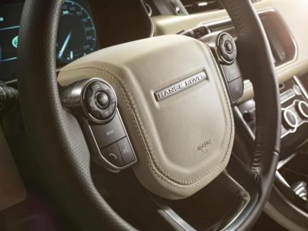 Руль Range Rover Sport 2012 года