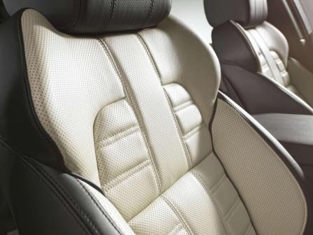 Кресла Range Rover Sport 2012 года