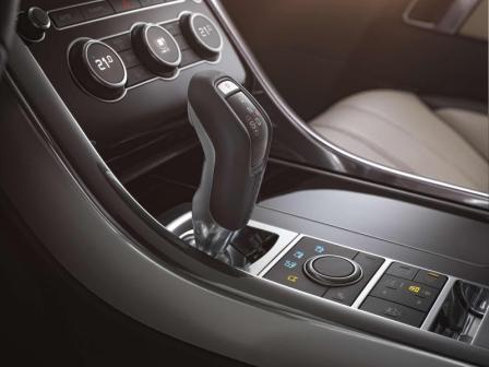 Рычаг КПП Range Rover Sport 2012 года