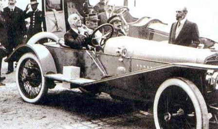 Гоночный Hispano-Suiza