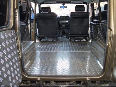 Багажник УАЗ 3159 Барс