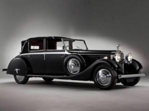 Кабриолет Hispano-Suiza J12