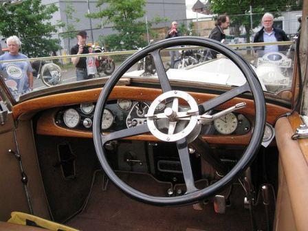 Салон Hispano-Suiza H6