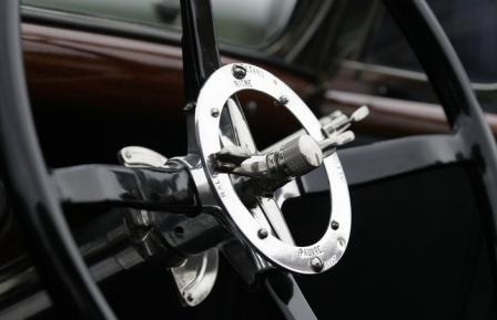 Руль Hispano-Suiza H6B