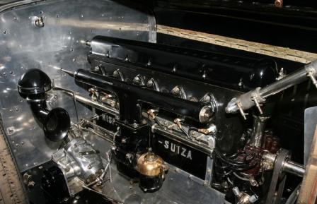 Двигатель Hispano-Suiza H6B