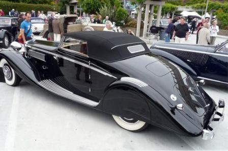 Hispano-Suiza K6 Cabriolet 1935