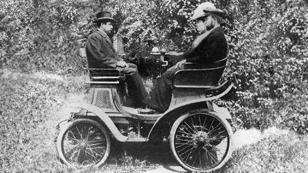 Первые модели Horch (1901)