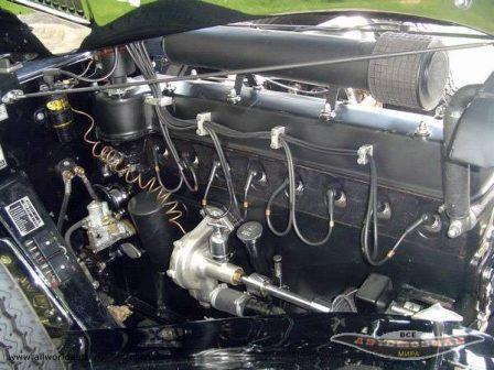 Двигатель Horch 951 A